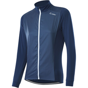 Löffler Light Hybrid Bike Jacket Women, deep water
